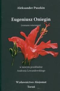 Eugeniusz Oniegin - Aleksander Puszkin   mała okładka
