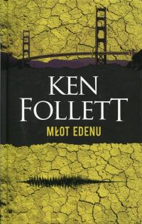 Młot Edenu - Ken Follett | mała okładka