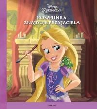 Roszpunka znajduje przyjaciela - Ella Patrick | mała okładka