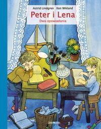 Peter i Lena Dwa opowiadania - Astrid Lindgren   mała okładka