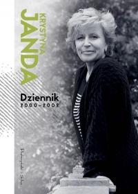 Dziennik 2000-2002 - Krystyna Janda   mała okładka