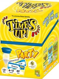 Time's Up: Party - Peter Sarrett | mała okładka
