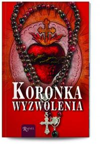 Koronka Wyzwolenia - Małgorzata Pabis | mała okładka