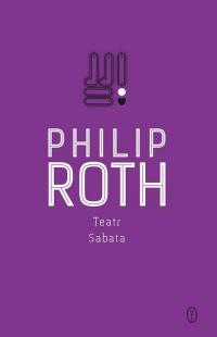 Teatr Sabata - Philip Roth | mała okładka