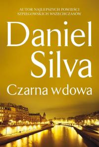 Czarna wdowa - Daniel Silva | mała okładka