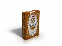 Karty do gry Classic 55 listków - zbiorowa Praca | mała okładka