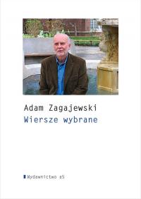 Wiersze wybrane - Adam Zagajewski   mała okładka