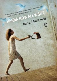 Julita i huśtawki - Hanna Kowalewska   mała okładka
