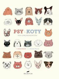 Psy i koty pod lupą naukowców - Antonio Fischetti | mała okładka