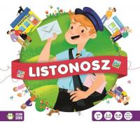Gra w zawody Listonosz - zbiorowa praca | mała okładka