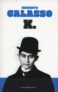 K - Roberto Calasso | mała okładka