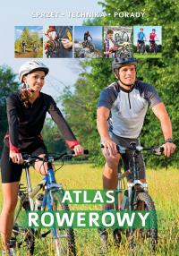 Atlas rowerowy - Rafał Muszczynko   mała okładka