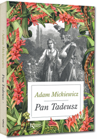 Pan Tadeusz - Adam Mickiewicz   mała okładka