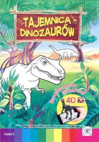 Tajemnica dinozaurów - zbiorowa Praca | mała okładka
