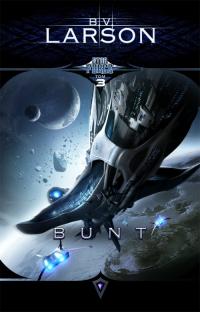 Star Force Tom 3 Bunt - B.V. Larson | mała okładka