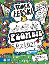 Tomek Łebski - Pzombie rządzi! (od dziś). Tom 11 - Liz Pichon | mała okładka