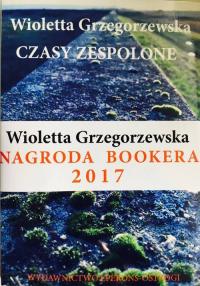 Czasy zespolone - Wioletta Grzegorzewska | mała okładka