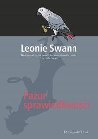 Pazur sprawiedliwości - Leonie Swann | mała okładka