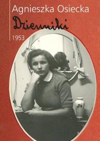 Dzienniki 1953 - Agnieszka Osiecka | mała okładka