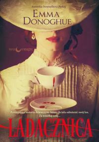 Ladacznica - Emma Donoghue   mała okładka