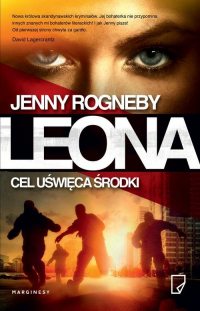 Leona Cel uświęca środki - Jenny Rogneby | mała okładka