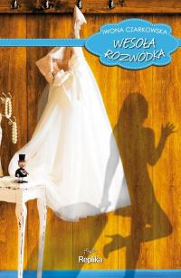 Wesoła rozwódka - Iwona Czarkowska | mała okładka