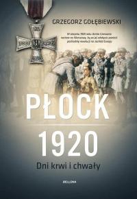 Płock 1920 - Grzegorz Gołębiewski   mała okładka