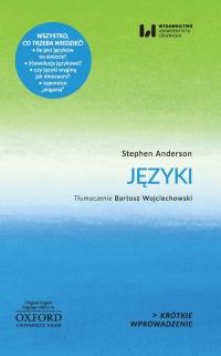 Języki - Stephen Anderson   mała okładka