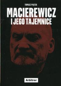 Macierewicz i jego tajemnice - Tomasz Piątek | mała okładka