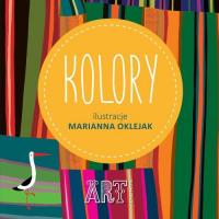 Kolory - Marianna Oklejak | mała okładka