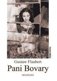 Pani Bovary - Gustaw Flaubert | mała okładka