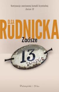 Zacisze 13 Powrót - Olga Rudnicka | mała okładka