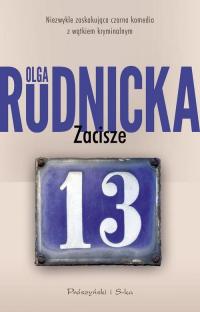 Zacisze 13 - Olga Rudnicka | mała okładka