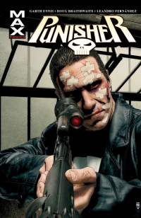 Punisher Max Tom 2 - Ennis Garth, Braithwaite Dougie, Fernández Leandro | mała okładka