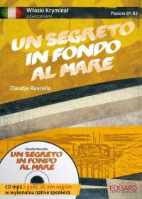Un segreto in fondo al mare - Claudia Ruscello   mała okładka