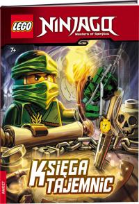 Lego Ninjago Księga tajemnic LNH-701 -  | mała okładka