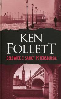 Człowiek z Sankt Petersburga - Ken Follett | mała okładka