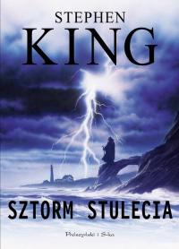 Sztorm stulecia - Stephen King   mała okładka