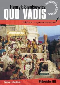 Quo vadis lektura z opracowaniem - henryk Sienkiewicz | mała okładka