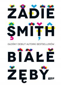 Białe zęby - Zadie Smith | mała okładka