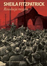 Rewolucja rosyjska - Sheila Fitzpatrick   mała okładka