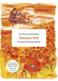Hermes 9:10 - Ewa Karwan-Jastrzębska | mała okładka