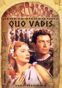 Quo vadis - Henryk Sienkiewicz   mała okładka