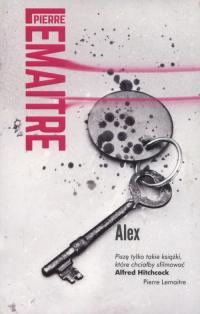 Alex - Pierre Lemaitre | mała okładka