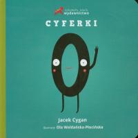 Cyferki - Jacek Cygan | mała okładka