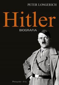 Hitler Biografia - Peter Longerich | mała okładka