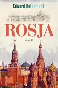 Rosja - Edward Rutherfurd   mała okładka