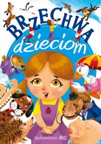 Brzechwa dzieciom - Jan Brzechwa   mała okładka