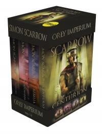 Orły imperium Pakiet - Simon Scarrow | mała okładka