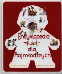 Encyklopedia dla najmłodszych Świat bez tajemnic -    mała okładka